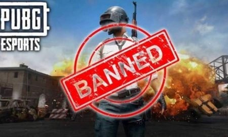 Esports players PUBG ban