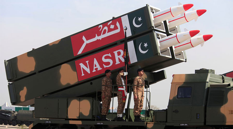 Pakistan nuclear security