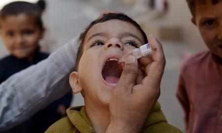 Pakistan poliovirus
