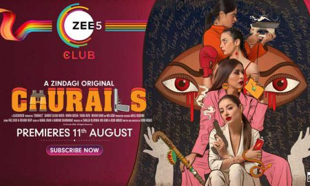 Pakistani series Churails Zee5