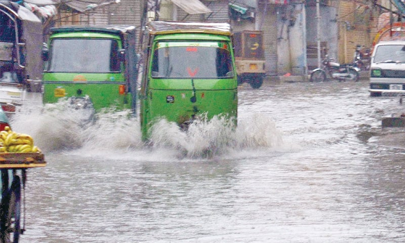 Rawalpindi Rain