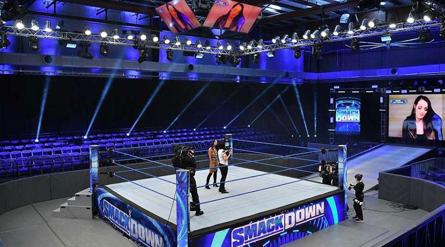 WWE Covid-19