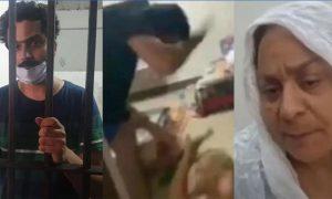 tortured mother viral video