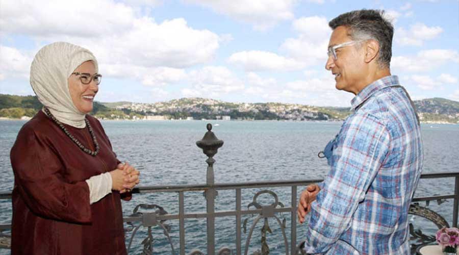 Aamir Khan Turkish First Lady