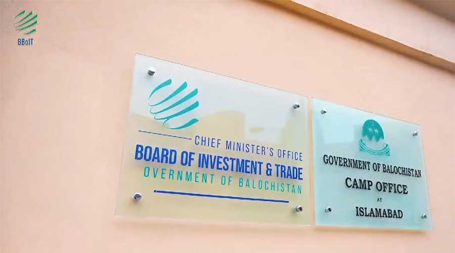 Balochistan facilitation center investors