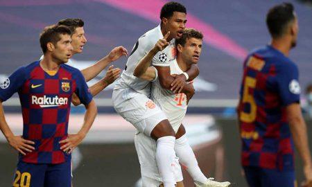 Bayern Munich Barcelona Champions League