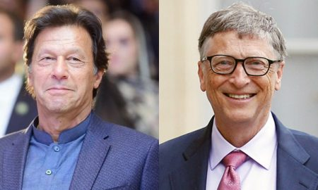 Bill Gates Pakistan's efforts Covid-19