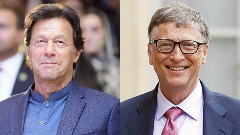 Bill Gates Pakistan's efforts Covid-19