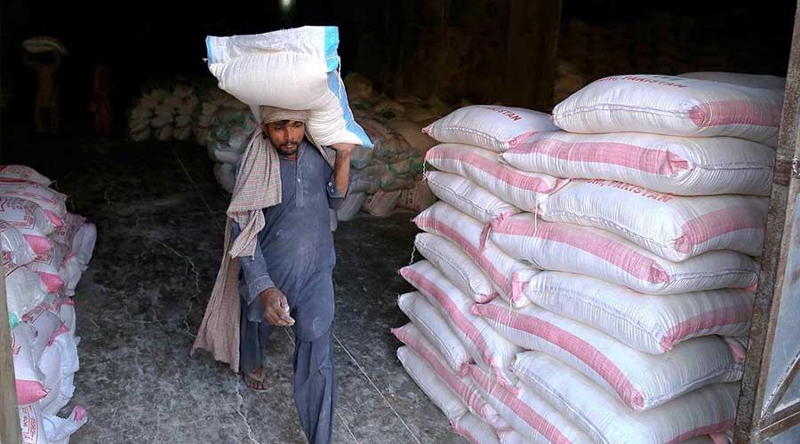 CCP fixing wheat price