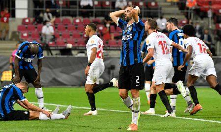 Europa League Sevilla Inter