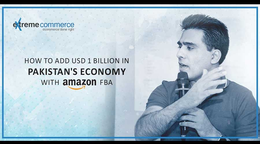 Extreme Commerce Billion Dollar Pakistan
