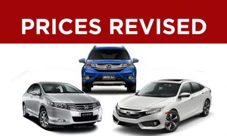 Honda Atlas prices