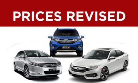 Honda Atlas prices