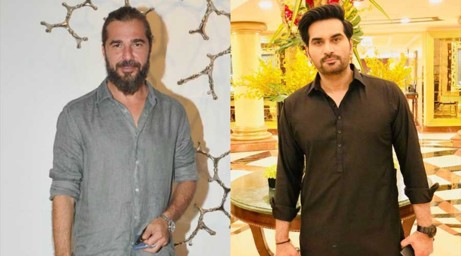 Pakistani celebrities Humayun Saeed Ertugrul