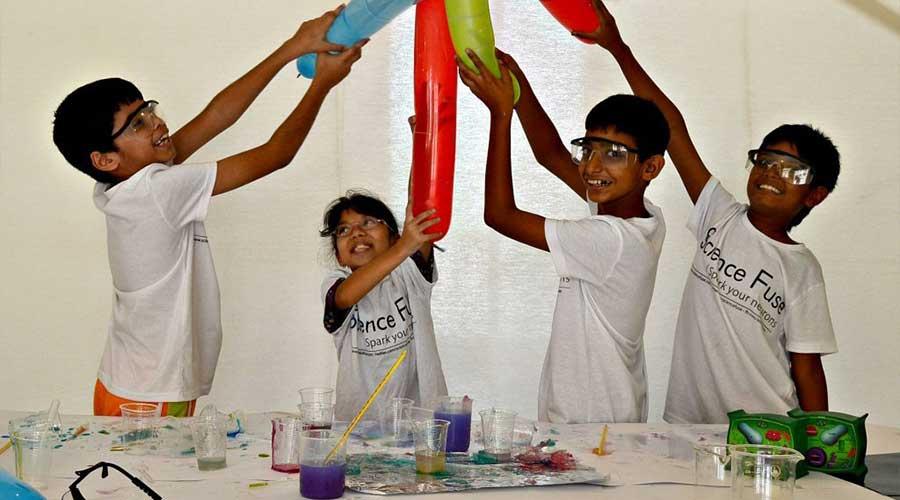 Imran STEM education project