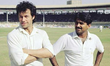 Javed Miandad Imran Khan
