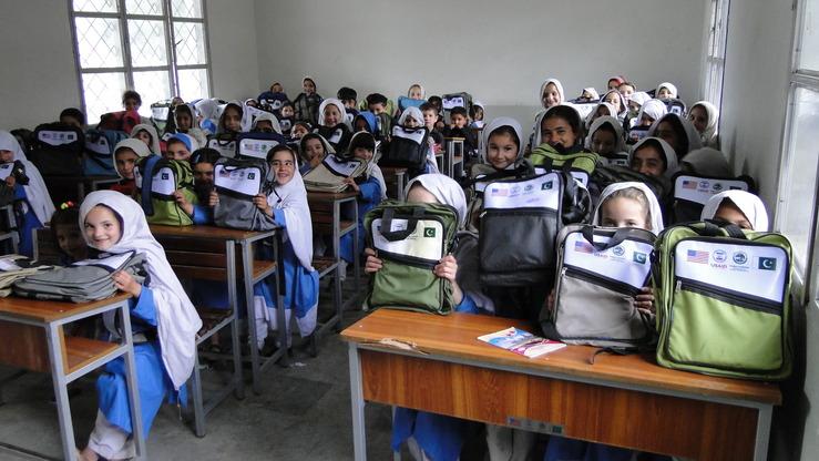 KP government schools staff