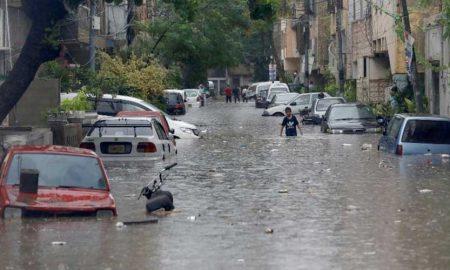 Karachi worst floods
