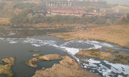 Lai Expressway Sewage treatment