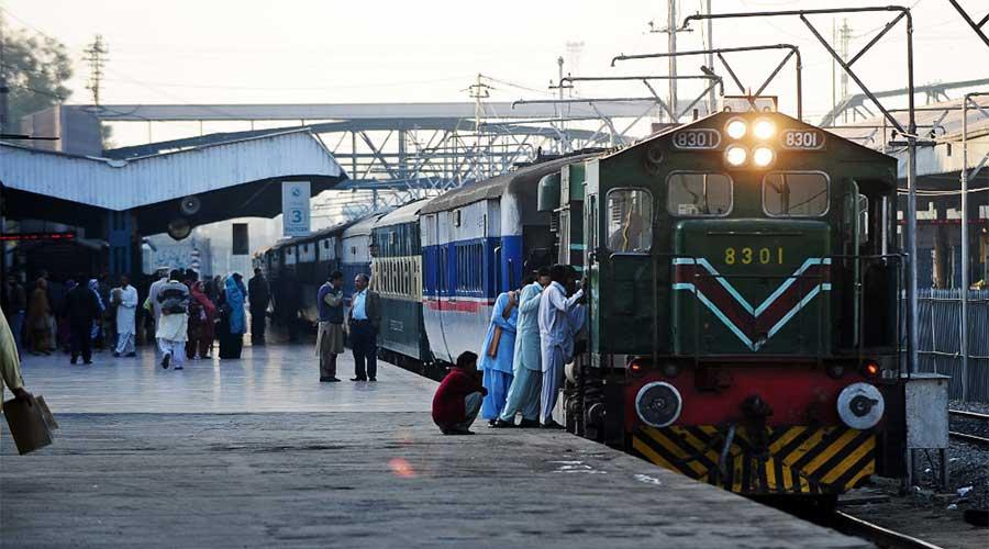 ML-1 railway project