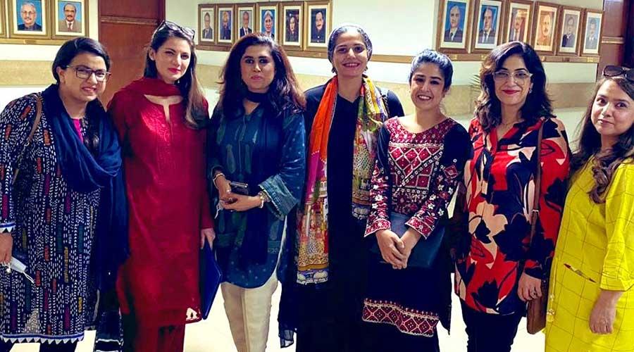 Mazari women journalists harassment