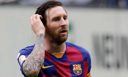 Messi leave barcelona