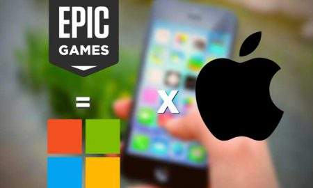 Microsoft Apple Epic Games