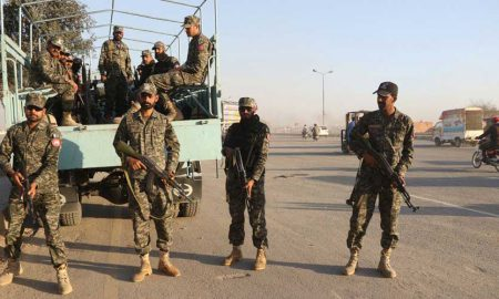 Muharram Punjab army
