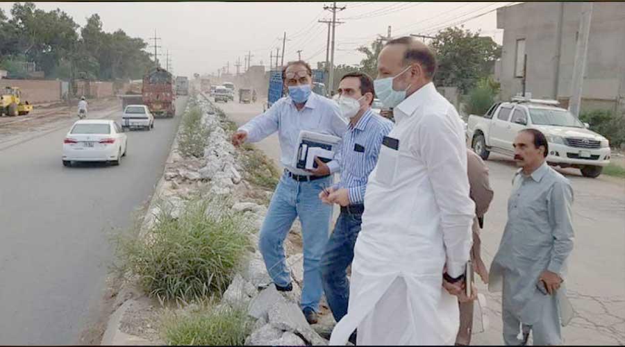 NHA N-5 Rawalpindi-Lahore section