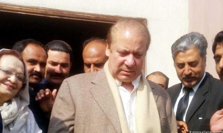 Nawaz Sharif go to prison
