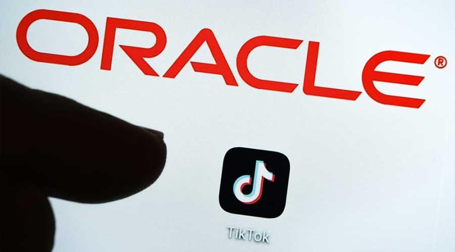 Oracle TikTok US operations
