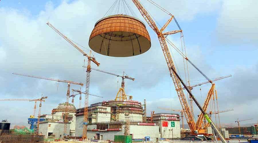 PAEC KANUPP-2 megawatts