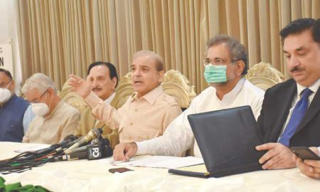 PML-N PTI white paper