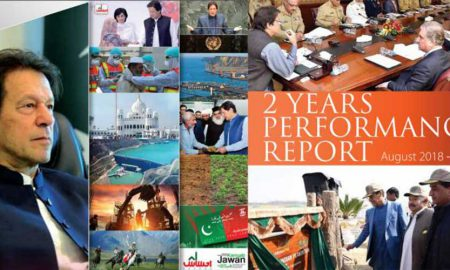 PTI Government two years