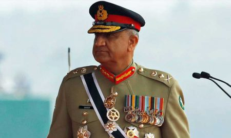 Pakistan Army Chief Saudi Arabia