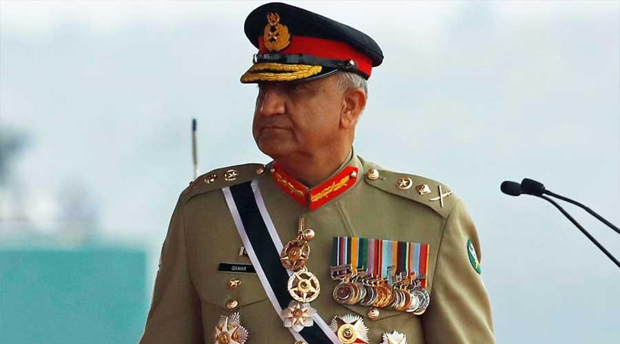 Pakistan Army Chief Saudi Arabia