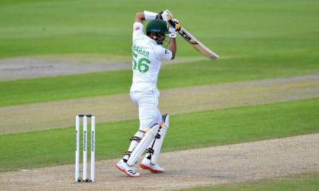 Pakistan Babar first test