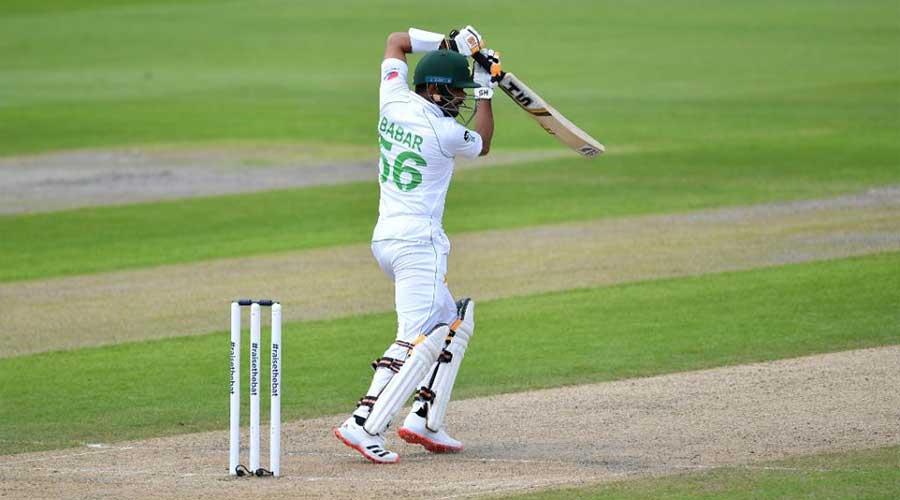Pakistan Babar first test