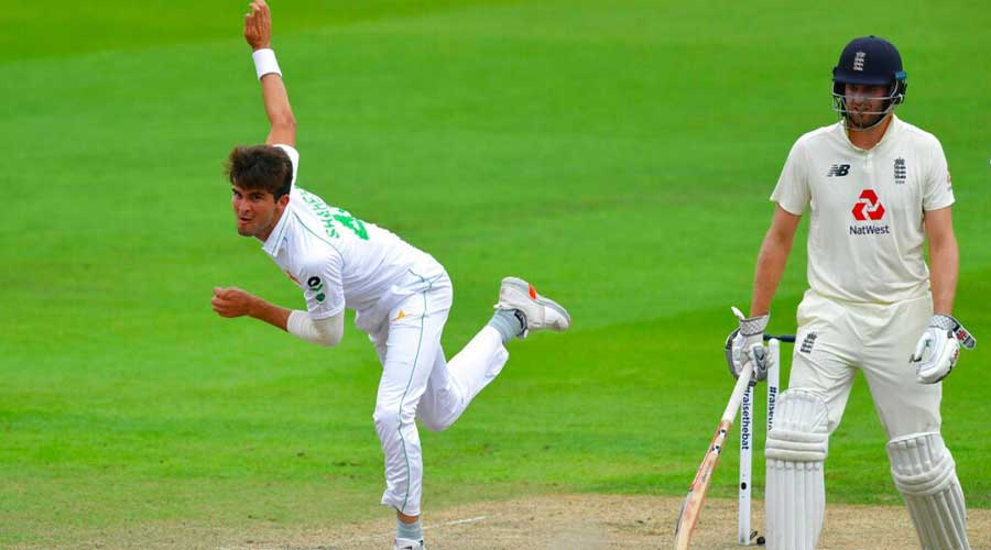 Pakistan England chase