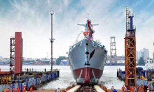 Pakistan Navy Warship