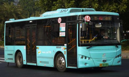 Pakistan electric buses