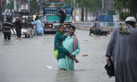 Pakistan killed rain-related incidents