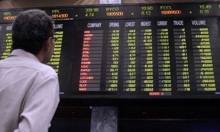 Pakistan top stock market