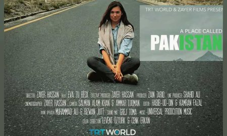 Place Called Pakistan on TRT
