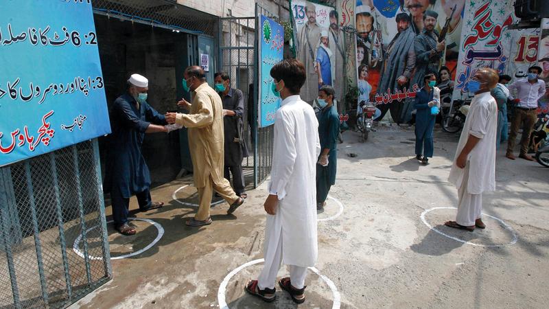 Punjab Sindh KP lift lockdown