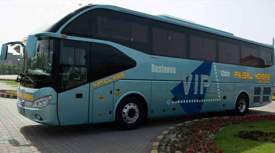RTA Bus Services Rawat