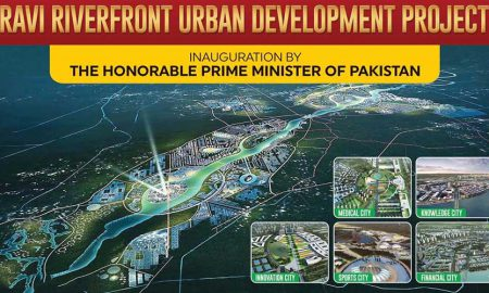Ravi Urban Development Project