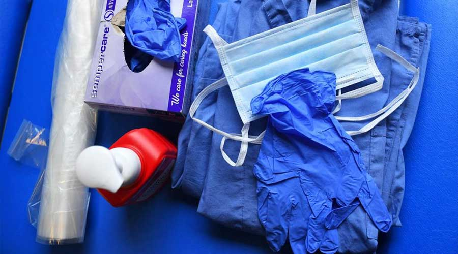 Rawalpindi Covid-19 sanitisers masks