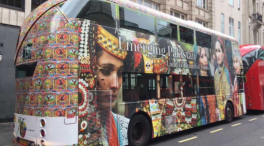 Rawalpindi Double-decker buses