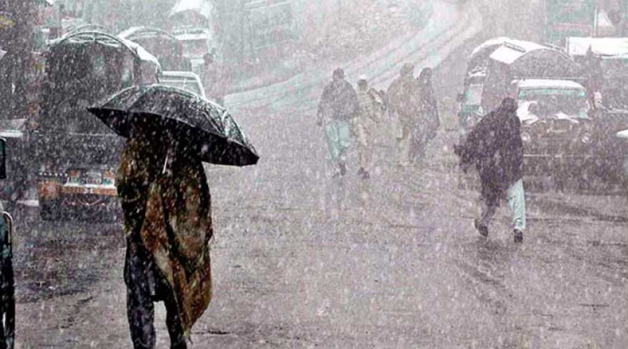 Rawalpindi heavy rains